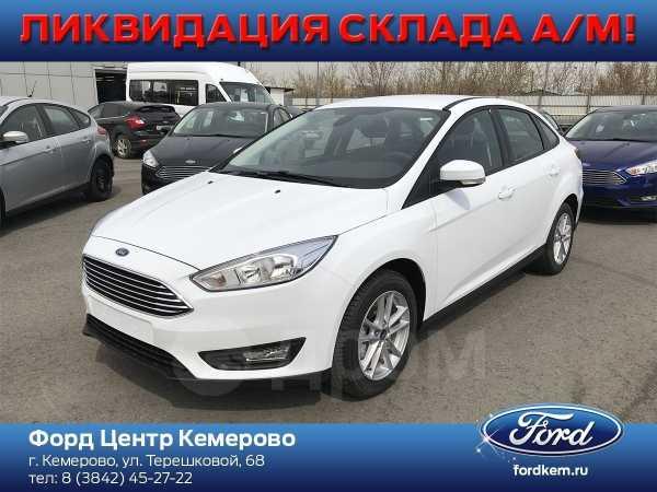 Ford Focus, 2019 год, 1 031 500 руб.