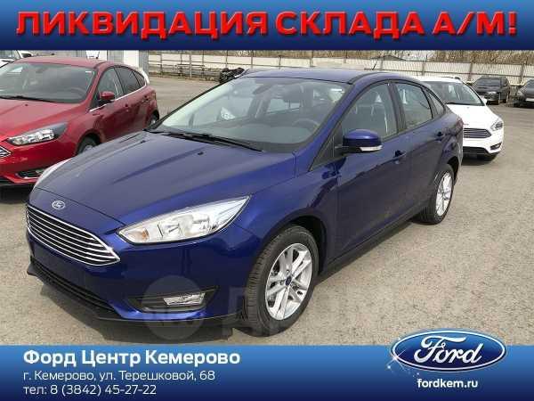 Ford Focus, 2019 год, 1 023 500 руб.