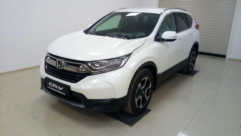 Honda CR-V, 2018 год, 2 609 900 руб.