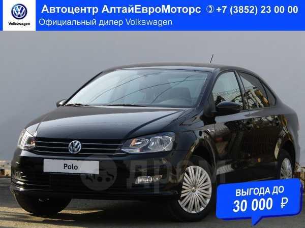 Volkswagen Polo, 2019 год, 816 900 руб.
