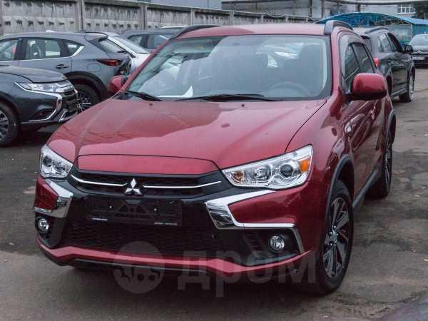Mitsubishi ASX, 2018 год, 1 206 000 руб.