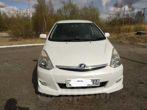 Toyota Wish, 2008 год, 540 000 руб.
