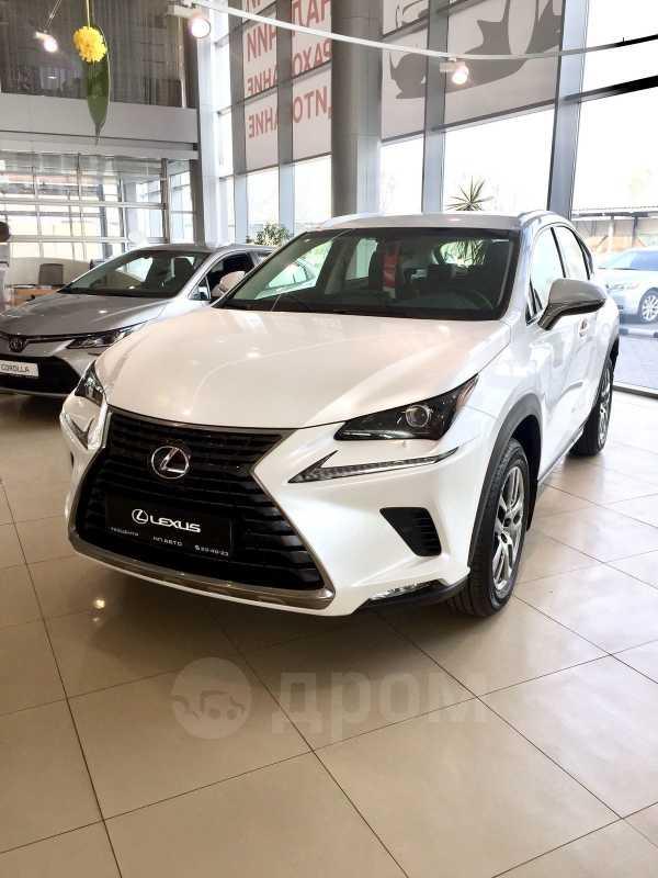 Lexus NX300, 2019 год, 3 052 500 руб.