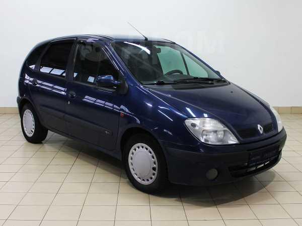 Renault Scenic, 2001 год, 149 900 руб.