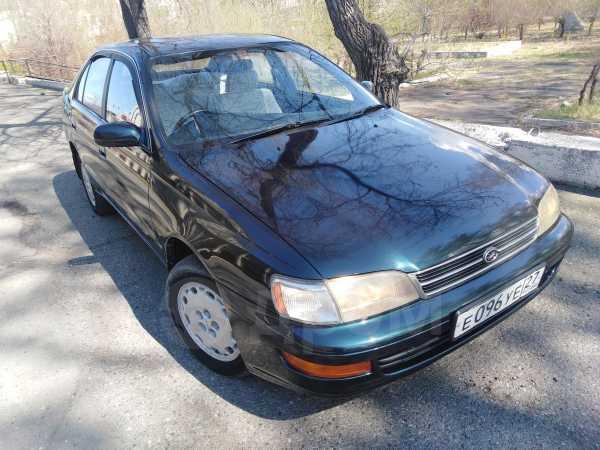 Toyota Corona, 1993 год, 228 000 руб.
