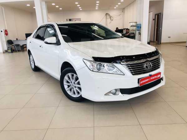 Toyota Camry, 2012 год, 1 147 000 руб.