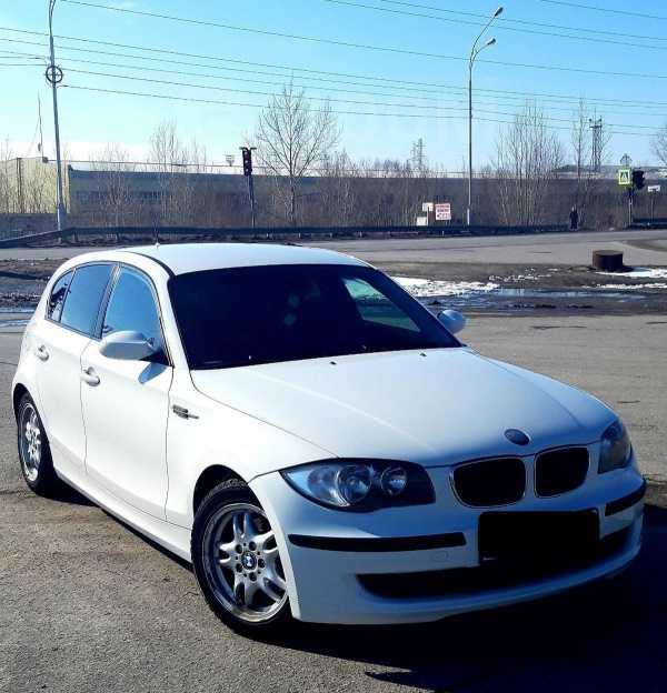 BMW 1-Series, 2008 год, 380 000 руб.