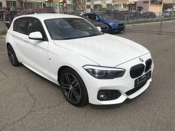 BMW 1-Series, 2018 год, 1 650 000 руб.