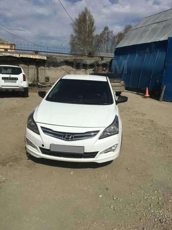 Hyundai Solaris, 2016 год, 365 000 руб.