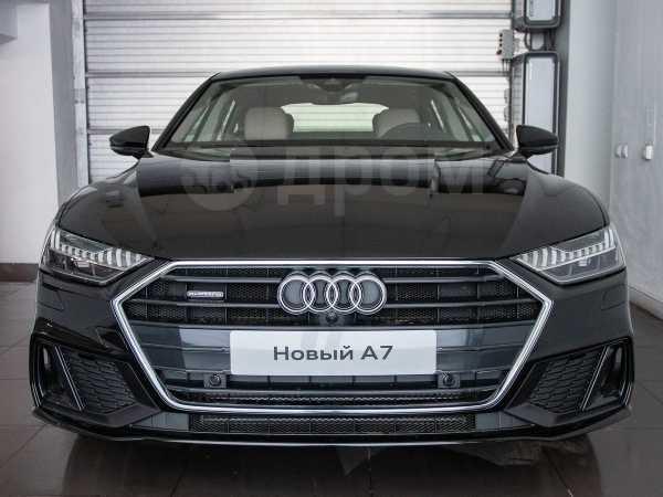 Audi A7, 2019 год, 5 500 000 руб.