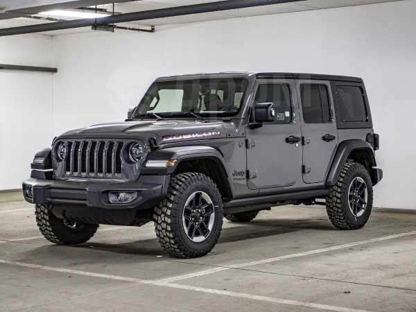 Jeep Wrangler, 2018 год, 4 620 000 руб.