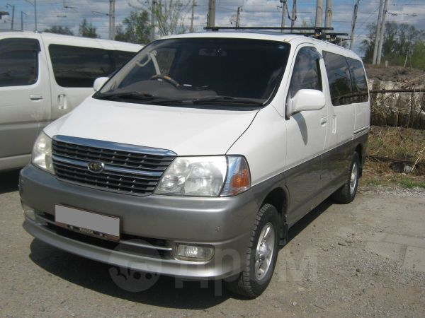 Toyota Granvia, 1991 год, 820 000 руб.