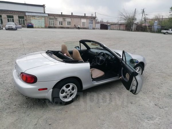 Mazda Roadster, 2001 год, 380 000 руб.