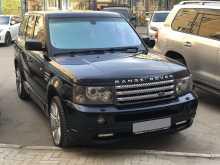 Омск Range Rover Sport