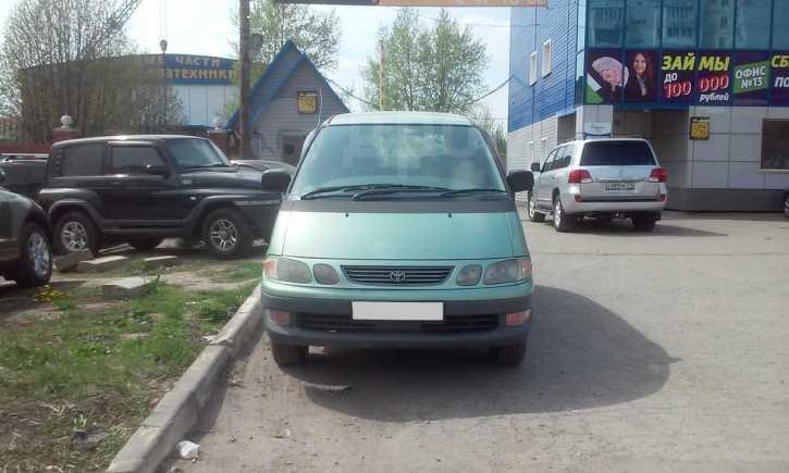 Toyota Estima Emina, 1998 год, 345 000 руб.