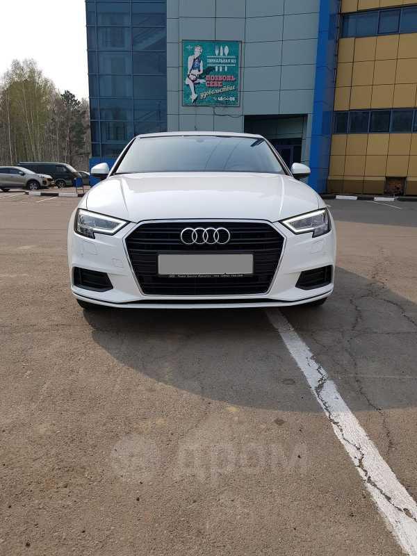Audi A3, 2016 год, 1 450 000 руб.