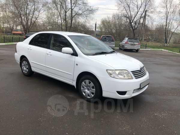 Toyota Corolla, 2005 год, 459 000 руб.