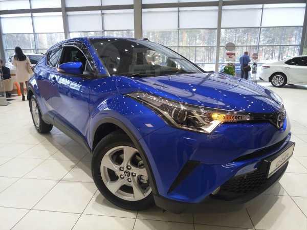 Toyota C-HR, 2019 год, 1 426 000 руб.