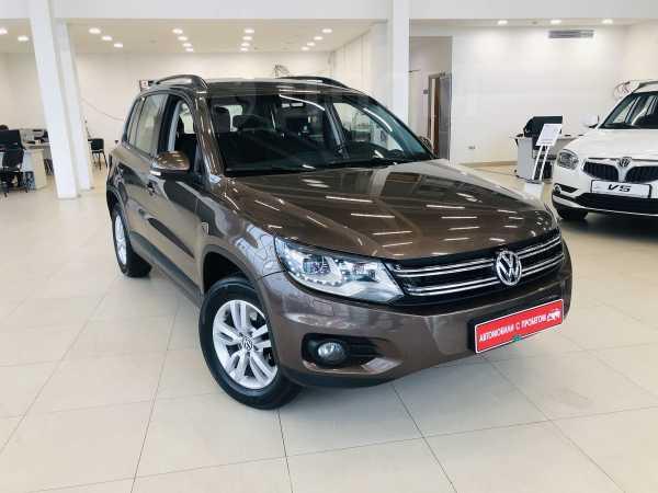Volkswagen Tiguan, 2014 год, 1 037 000 руб.