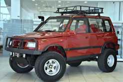 Чита Suzuki Escudo 1992