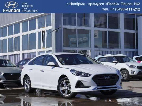 Hyundai Sonata, 2019 год, 1 499 000 руб.