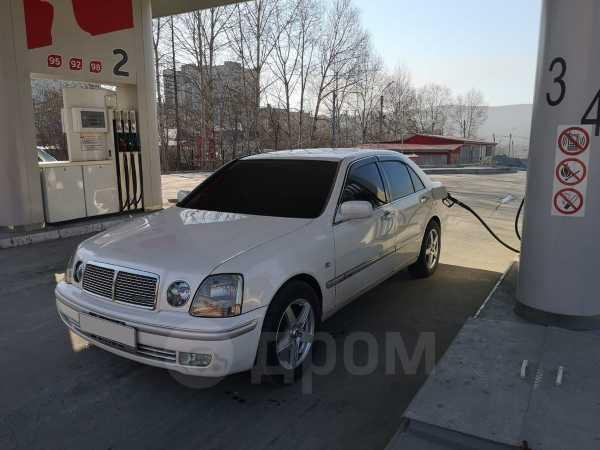 Toyota Progres, 2001 год, 430 000 руб.