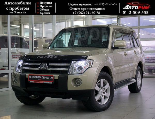 Mitsubishi Pajero, 2007 год, 897 000 руб.