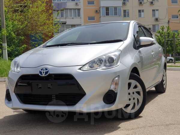 Toyota Aqua, 2016 год, 768 000 руб.