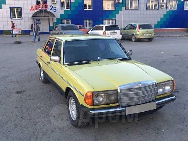 Mercedes-Benz E-Class, 1977 год, 130 000 руб.