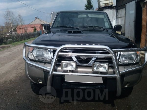 Nissan Patrol, 1997 год, 495 000 руб.