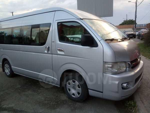 Toyota Hiace, 2008 год, 1 050 000 руб.