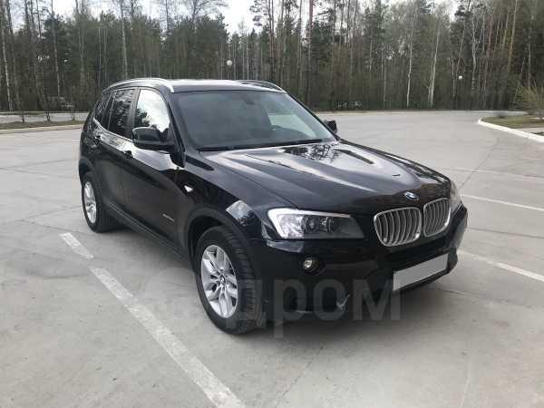 BMW X3, 2013 год, 1 680 000 руб.