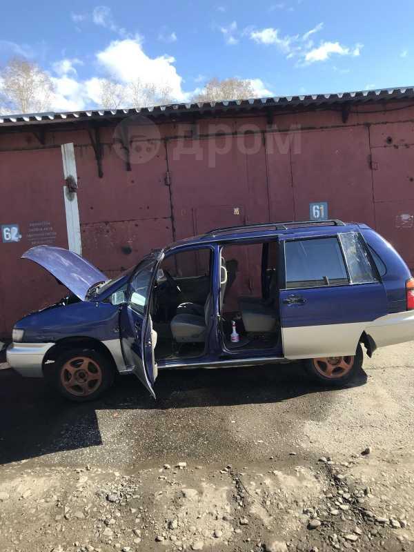 Nissan Prairie Joy, 1996 год, 50 000 руб.