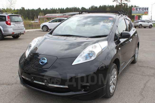 Nissan Leaf, 2013 год, 538 000 руб.