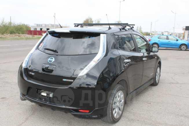 Nissan Leaf, 2013 год, 558 000 руб.