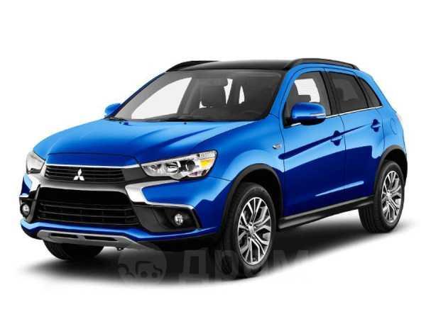 Mitsubishi ASX, 2018 год, 1 347 000 руб.