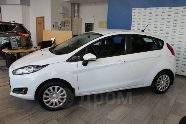 Ford Fiesta, 2019 год, 889 000 руб.