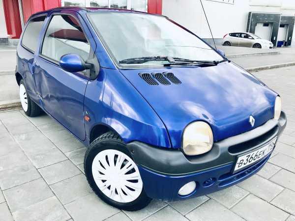 Renault Twingo, 2001 год, 77 777 руб.