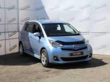Иркутск Toyota Ractis 2012