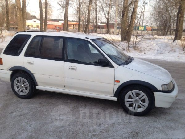 Honda Civic Shuttle, 1993 год, 150 000 руб.