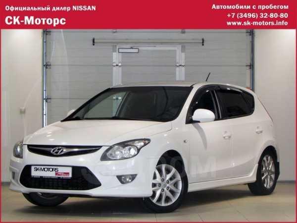 Hyundai i30, 2011 год, 495 000 руб.