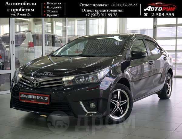 Toyota Corolla, 2013 год, 837 000 руб.