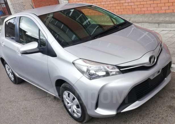 Toyota Vitz, 2014 год, 504 000 руб.