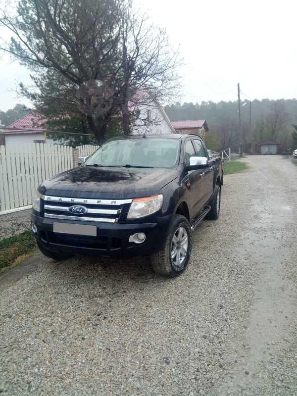 Ford Ranger, 2012 год, 890 000 руб.