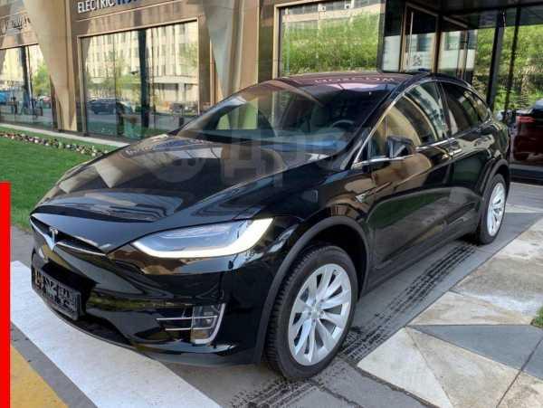 Tesla Model X, 2019 год, 9 259 000 руб.