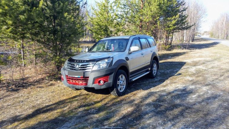 Great Wall Hover H3, 2012 год, 450 000 руб.