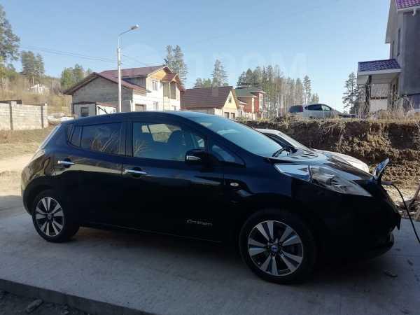 Nissan Leaf, 2013 год, 665 000 руб.