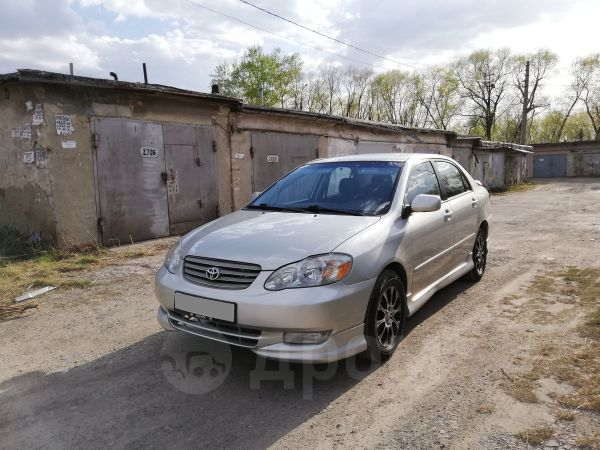 Toyota Corolla, 2004 год, 370 000 руб.