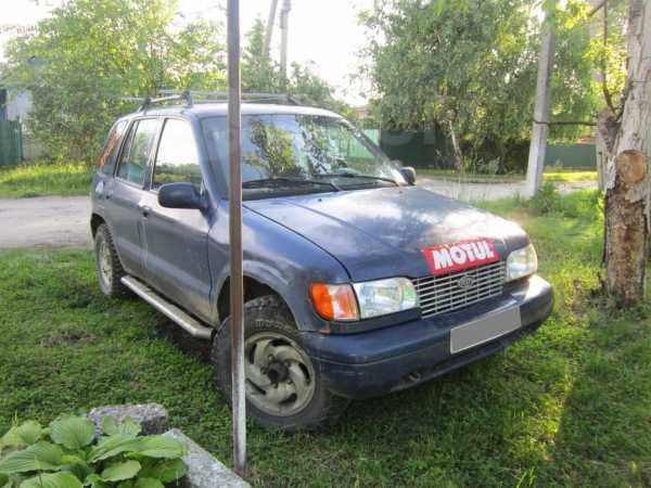 Kia Sportage, 1995 год, 80 000 руб.