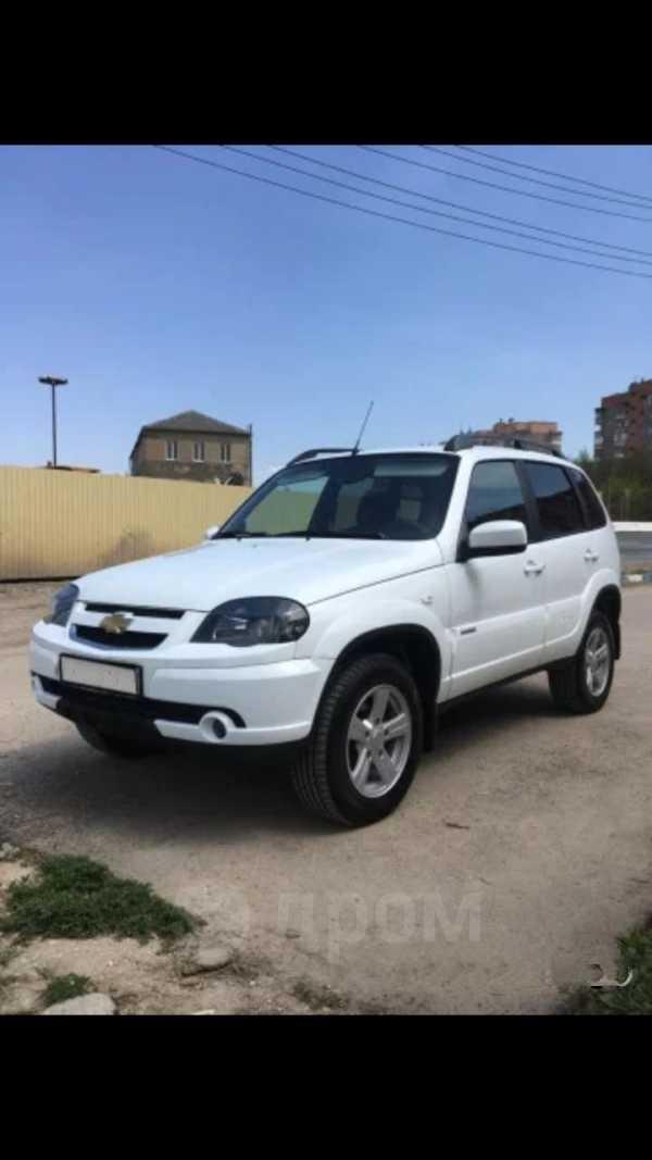 Chevrolet Niva, 2017 год, 620 000 руб.